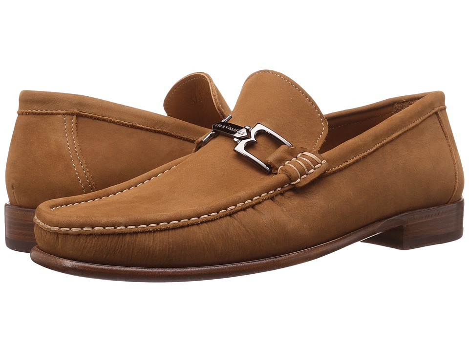 Bruno Magli Bigolo (Tan Nubuck) Men
