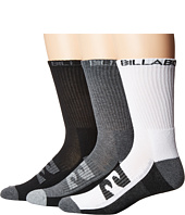 Billabong - Sport Socks 3-Pack