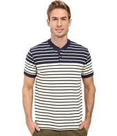 Nautica - Short Sleeve YD Racer Henley