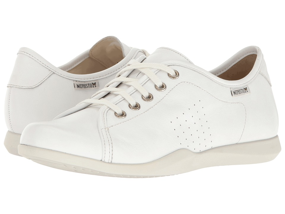Mephisto Cosima (White Smooth) Women