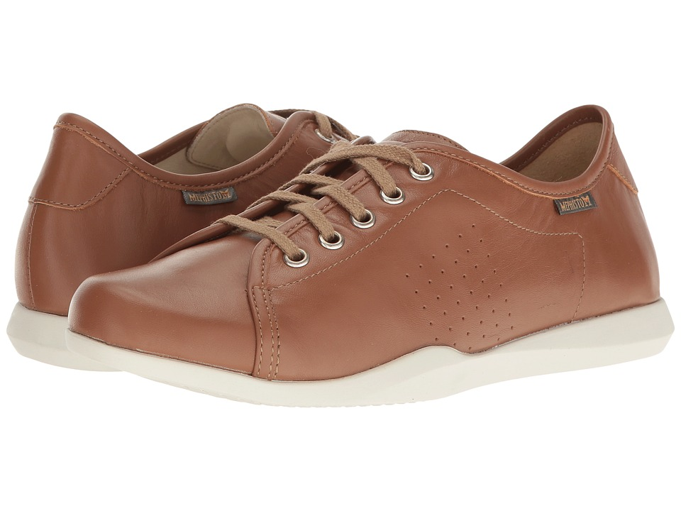 Mephisto - Cosima (Camel Smooth) Womens  Shoes