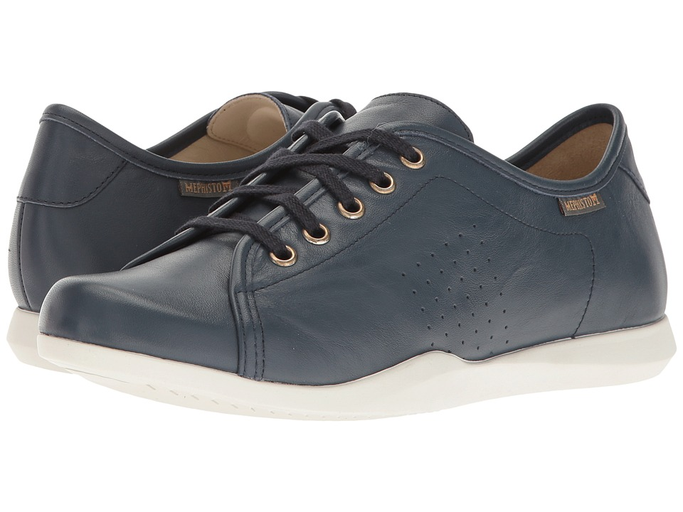 Mephisto Cosima (Blue Smooth) Women