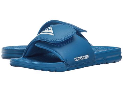 Quiksilver Kids Shoreline Adjust (Toddler/Little Kid/Big Kid) - Blue/Blue/Blue