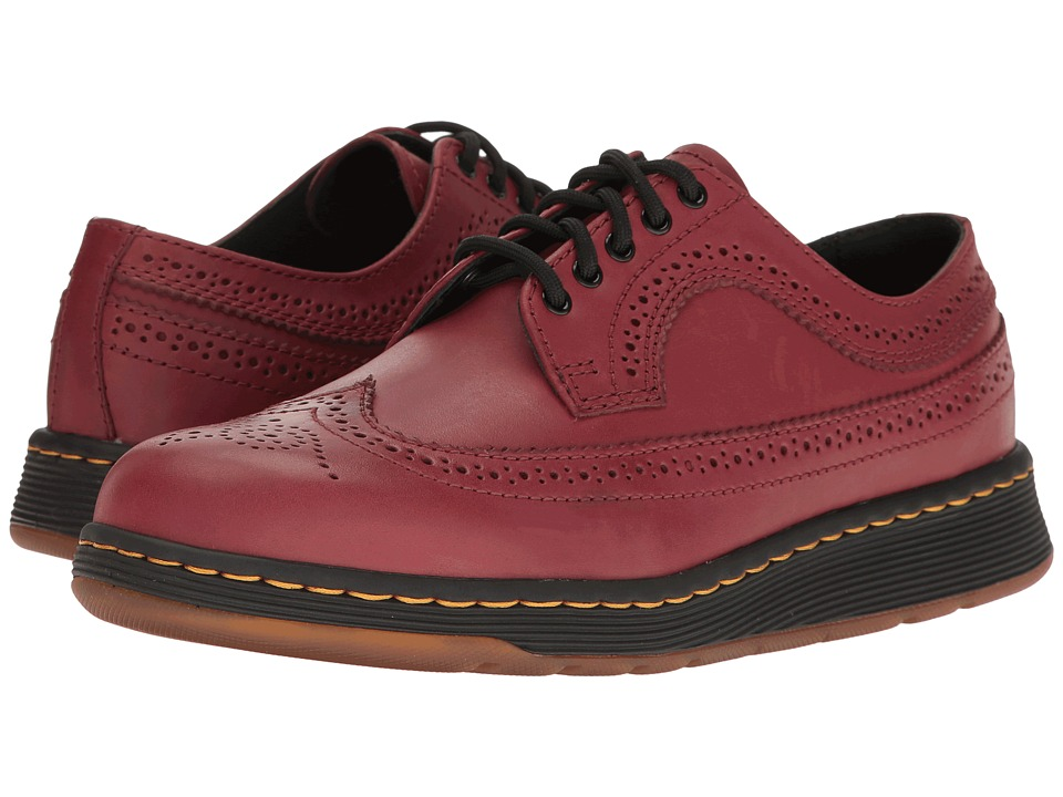 Dr. Martens Gabe (Cherry Red Temperley) Boots