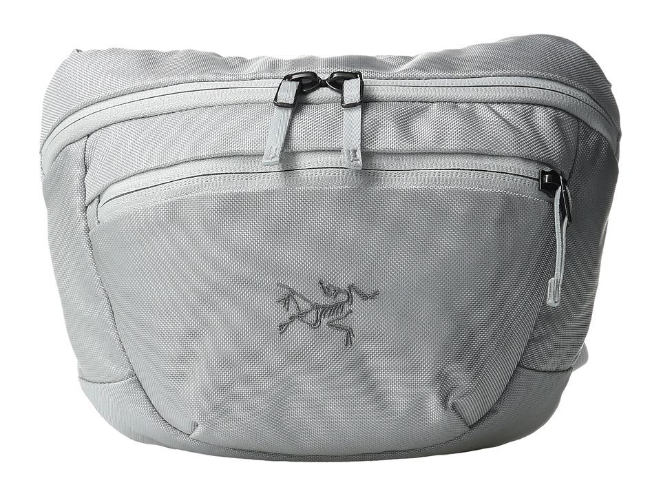 Arcteryx - Maka 2 Waistpack (Delos Grey) Travel Pouch