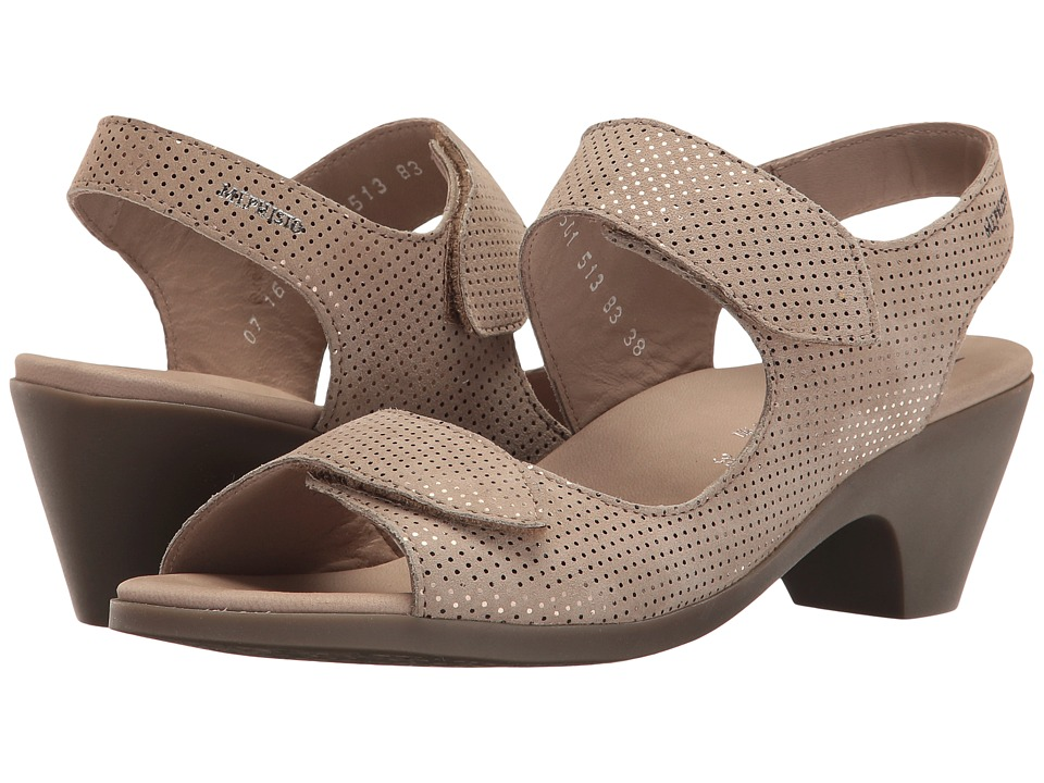 Mephisto - Cecila (Camel Silencio) Womens  Shoes