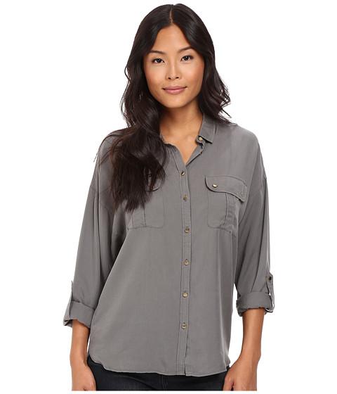 Mavi Jeans Drapey Shirt w/ Pocket