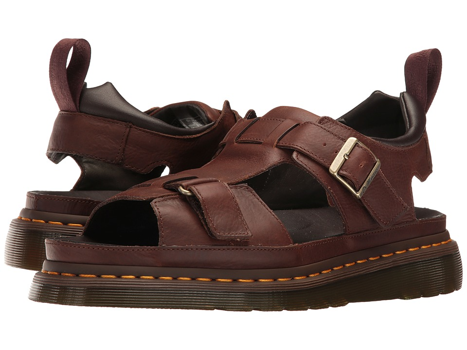 Dr. Martens Hayden (Tan Carpathian) Sandals