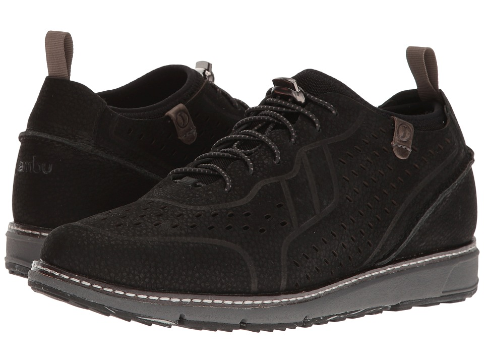 Jambu - Gerald (Black/Grey) Mens Shoes
