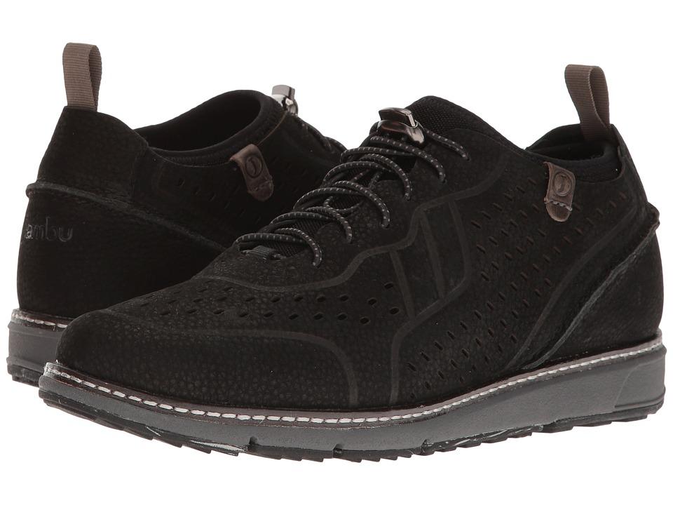 Jambu - Gerald (Black/Grey) Mens Shoes
