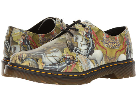 Dr. Martens 1461 - Multi George/Dragon Backhand