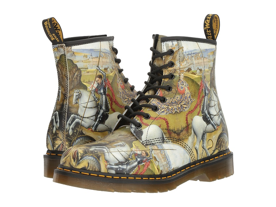 Dr. Martens 1460 (Multi George/Dragon Backhand) Lace-up Boots