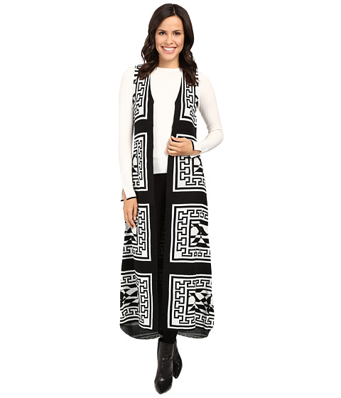 Fate Maxi Knit Vest