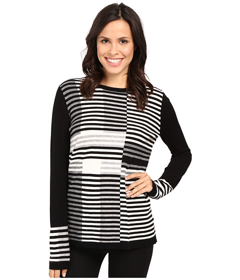Fate Mixed Stripe Knit