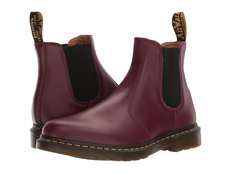 Dr. Martens 2976 (Cherry Red Smooth 2) Boots