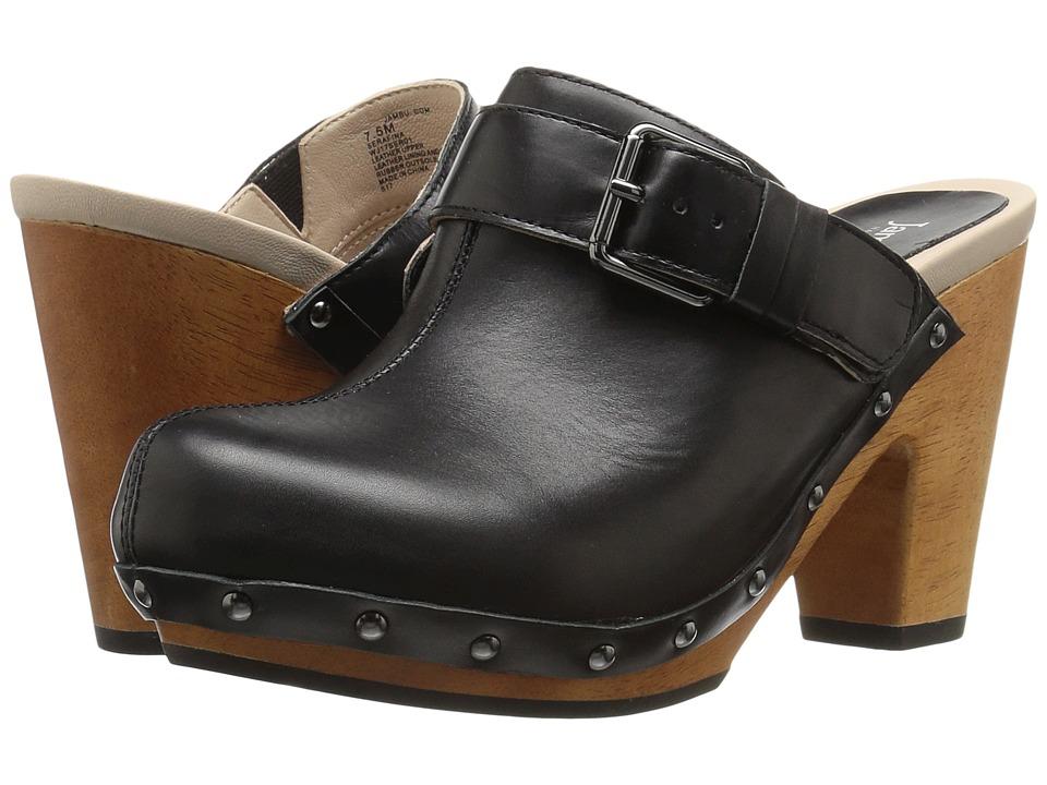 Jambu Serafina (Black) High Heels