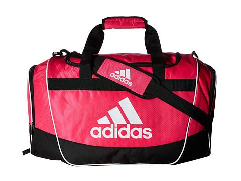 adidas Defender II Medium Duffel - Shock Pink