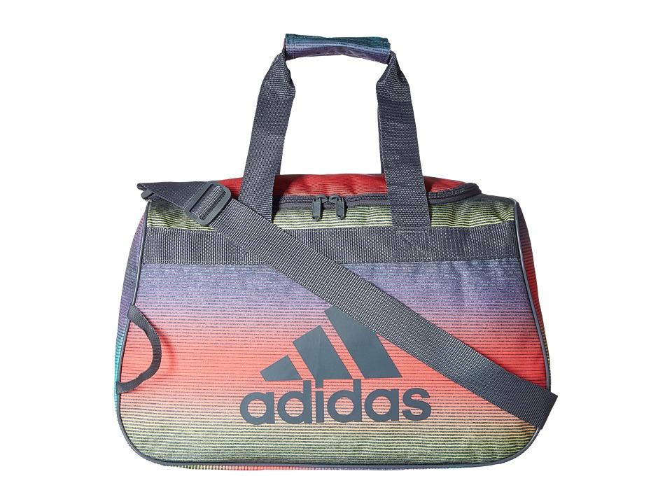 adidas Diablo Small Duffel (Siesta/Onix) Duffel Bags