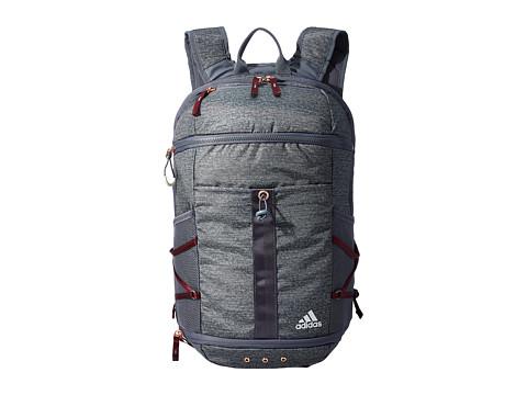 adidas Studio II Backpack - Jersey Onix/Onix/Maroon