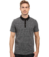 Kenneth Cole Sportswear - Short Sleeve Space Dye Polo