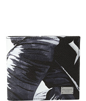 Dolce & Gabbana - Banana Leaf Printed Wallet