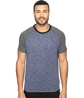 Kenneth Cole Sportswear - Color Block Melange Crew