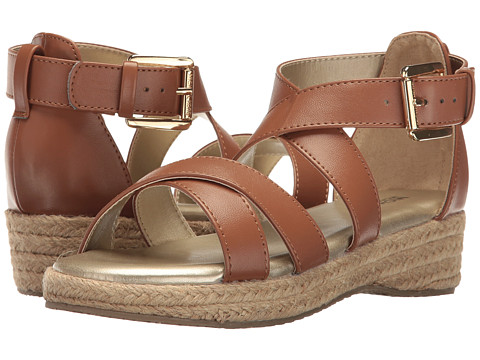 MICHAEL Michael Kors Kids Margie Raina (Little Kid/Big Kid) - Cognac