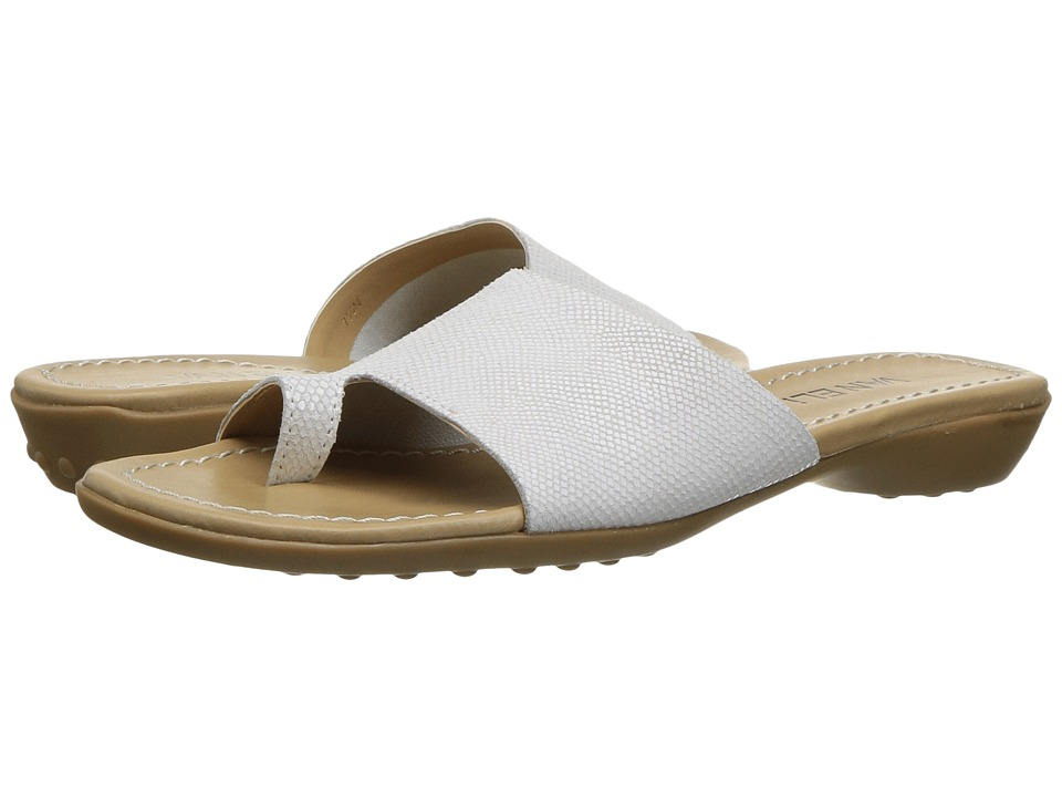 Vaneli Tallis (White Summer Vip) Sandals