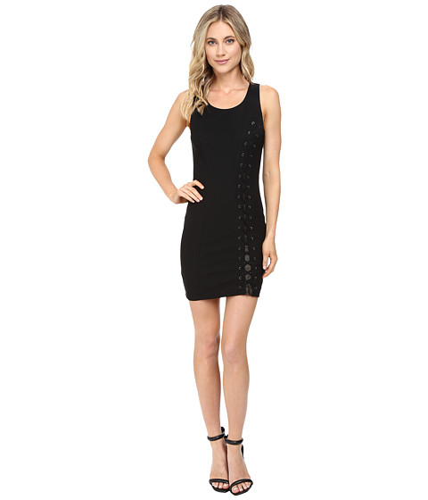 Brigitte Bailey Brania Lace-Up Bodycon Dress