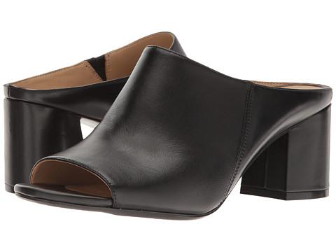 Naturalizer Cyprine - Black Leather