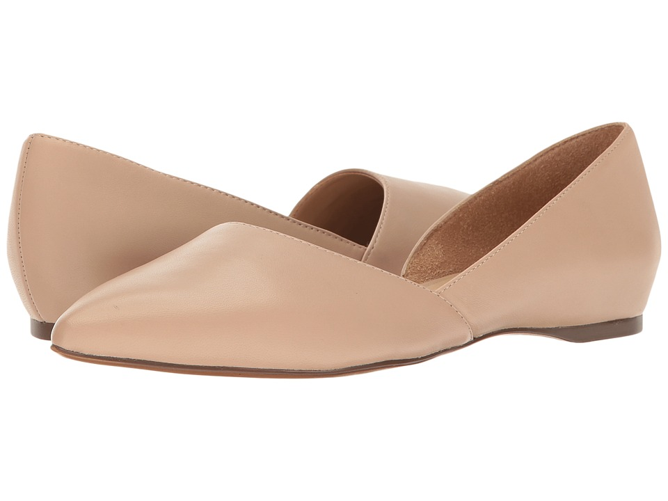 Naturalizer Samantha (Taupe Leather) Flats