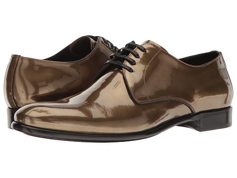 Dolce & Gabbana Metallic Plain Toe Oxford