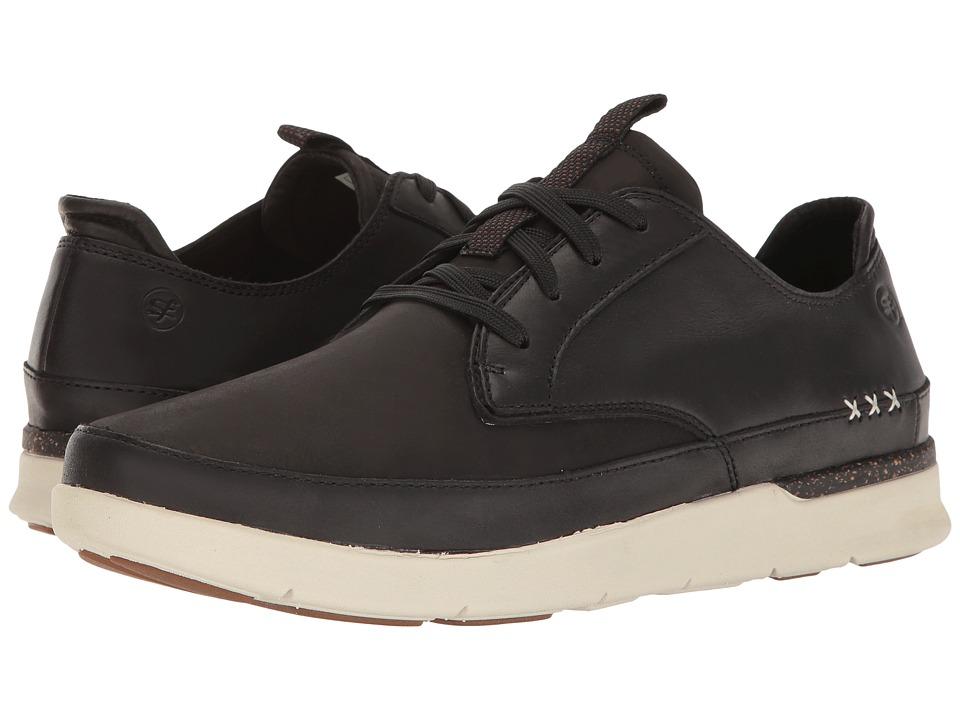 Superfeet Ross (Black) Men's Shoes