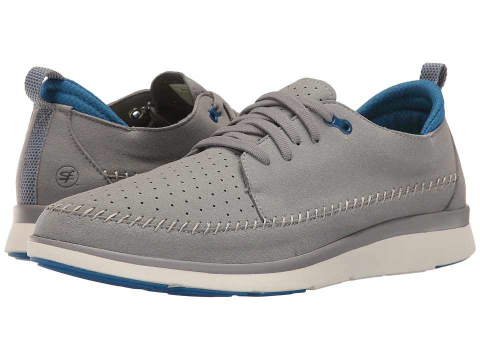 Superfeet - Crane (Frost Gray) Mens Lace up casual Shoes