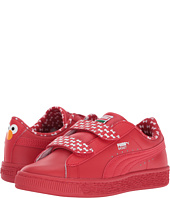 Puma Kids - Basket Elmo™ Mono V PS (Little Kid/Big Kid)