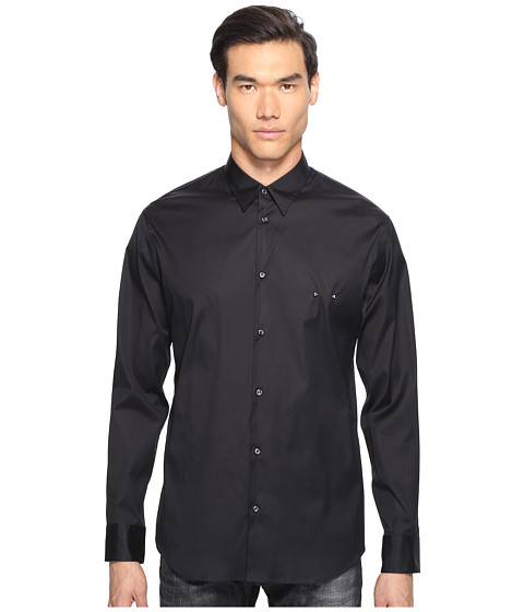 DSQUARED2 Mod Evening Piercing Shirt - Black