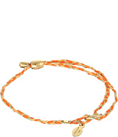 Alex and Ani - Orange Precious Threads Bracelet