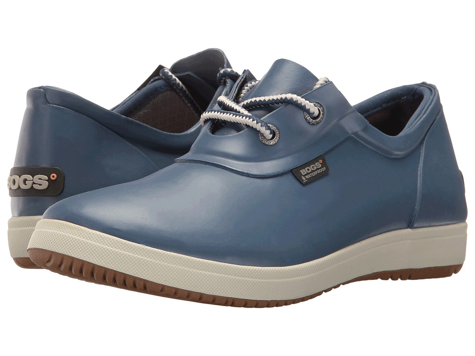 Bogs Quinn Shoe (Blue) Women