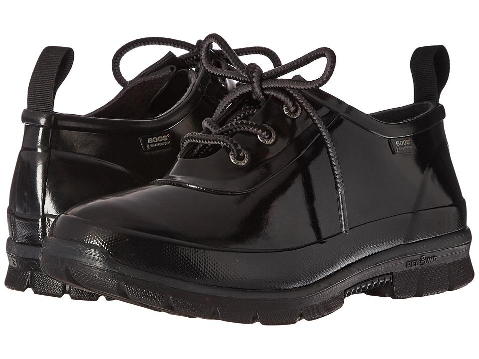 Bogs Amanda 3-Eye Shoe (Black) Women