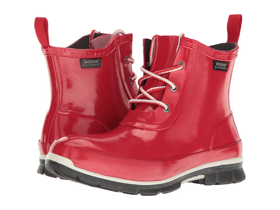 Bogs Amanda Chukka (Red) Women