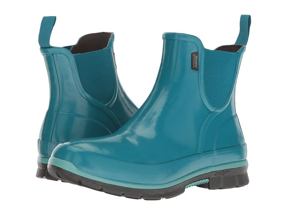 Bogs Amanda Slip-On Boot (Emerald) Women