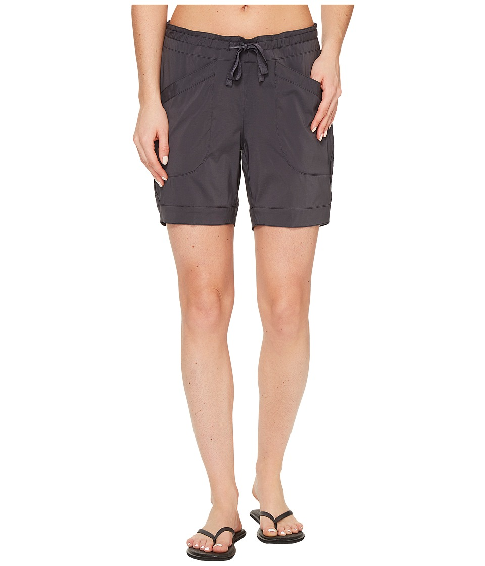 ExOfficio Sol Cool Shorts (Carbon) Women