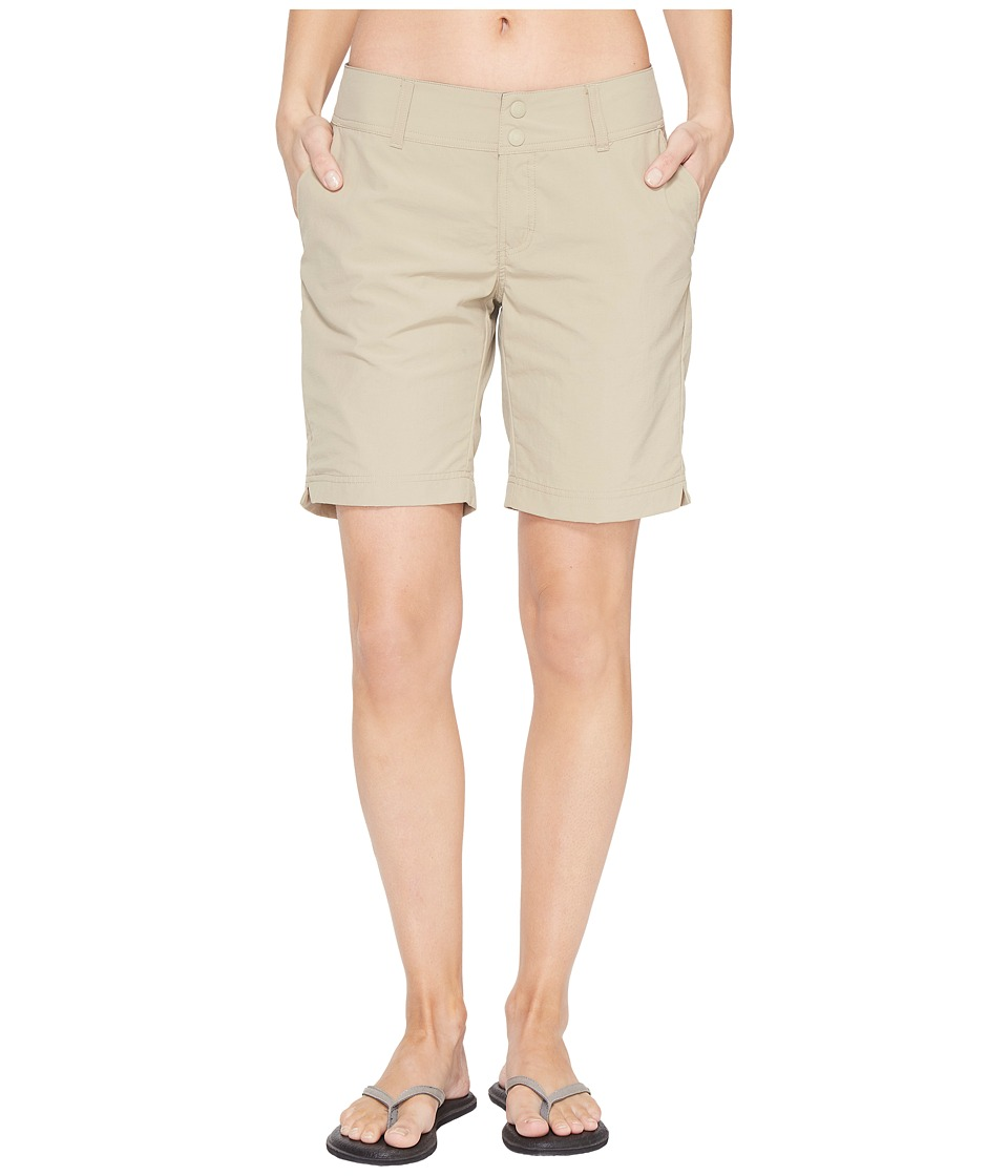 ExOfficio Sol Cool Nomad Shorts (Tawny) Women