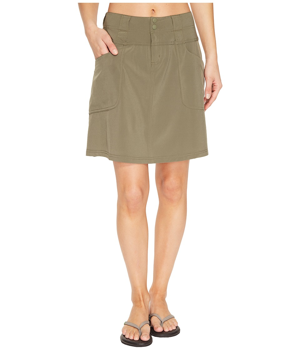ExOfficio Kizmet Skirt (Bay Leaf) Women