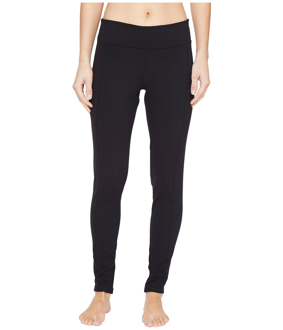 ExOfficio - BugsAway(r) Impervia Leggings (Black) Womens Workout