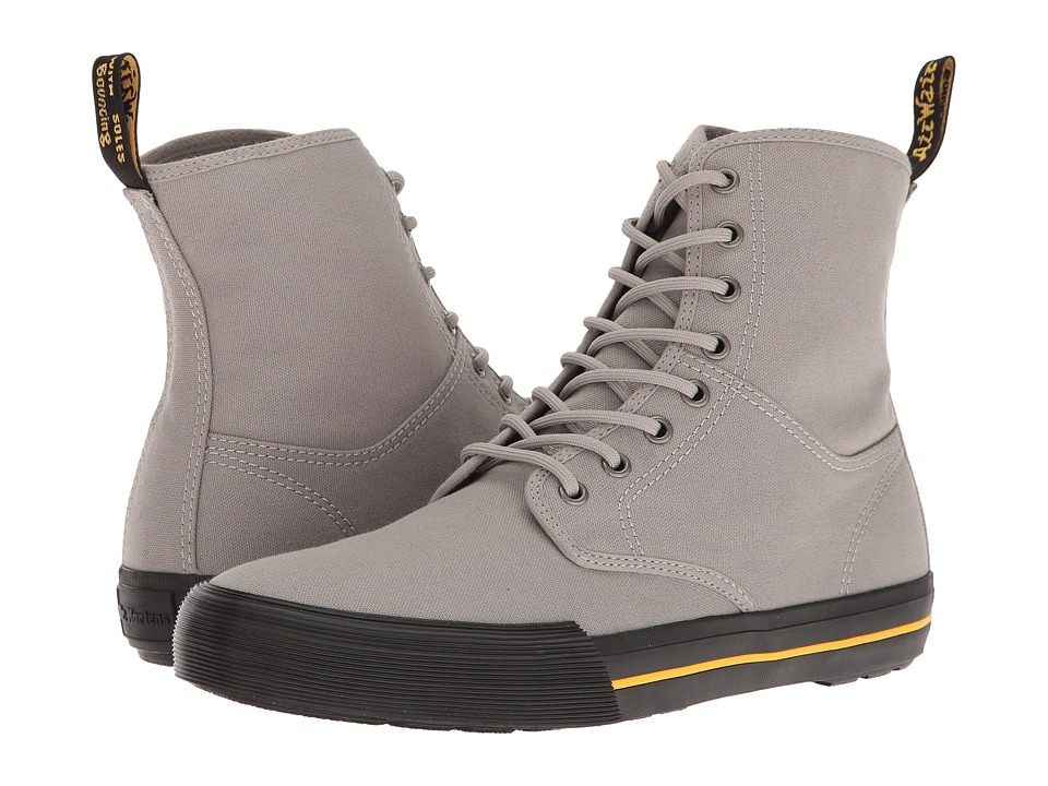 Dr. Martens Winsted (Mid Grey Canvas) Men
