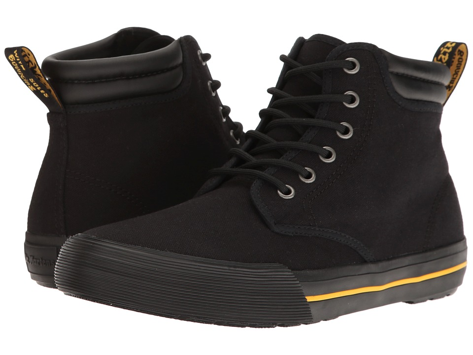 Dr. Martens Eason (Black Canvas) Men