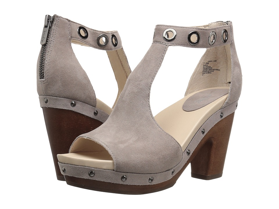 Jambu Sheila (Light Taupe) High Heels