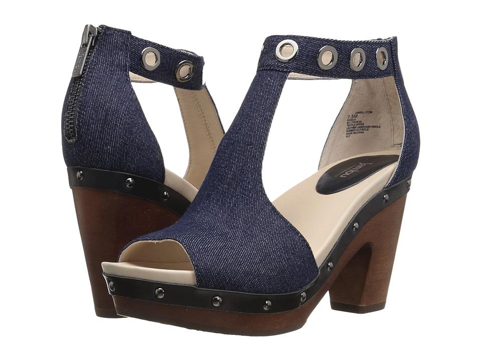 Jambu Sheila (Denim) High Heels