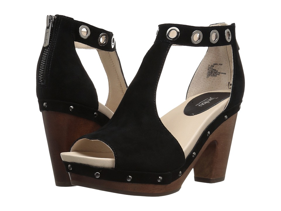Jambu Sheila (Black) High Heels